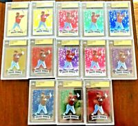 2018 Leaf Prized Rookie Shohei Ohtani RC Pre-Production Proof 13 in SET ALL 1/1!