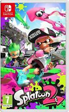 Splatoon 2 Nintendo Switch New and Sealed