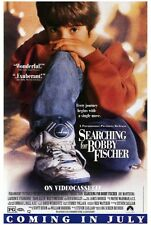 SEARCHING FOR BOBBY FISCHER Movie POSTER 27x40 Joe Mantegna Max Pomeranc Joan