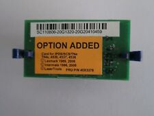 More details for lexmark 40x3378 ipds / scs card for t640 / t642 / t644 series printer - reduced