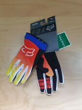 Fox Dirtpaw Fyce mountain biking or motorbike gloves - Youth Medium