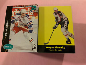1991-92 Parkhurst French Series 1 you pick player select + inserts Rare