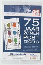 Nederland 2716 75 jaar Zomerzegels Ouderenfonds 2010 5(!!!) blokken in cellofaan