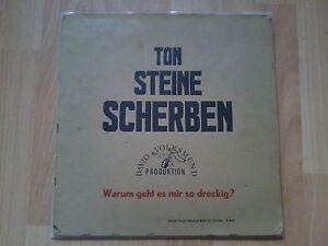 Ton Steine Scherben - Warum Geht Es Mir So Dreckig? - Vinyl LP - TSS 13