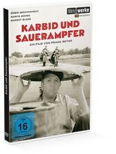 KARBID UND SAUERAMPFER - ERWIN GESCHONNECK/MARITA BÖHME  DVD NEU