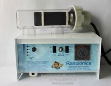 Ramzonics Saltwater Pool Chlorinator Model 1400 20Amps Reversing Self Clean