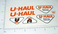 Nylint Ford UHaul Pickup/Trailer Sticker Set     NY-027