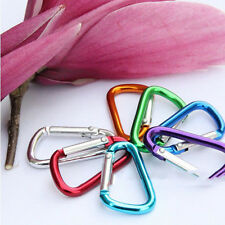 10X Carabiner Water Bottle Buckle Hook Holder Clip For Camping Hiking Travel xd