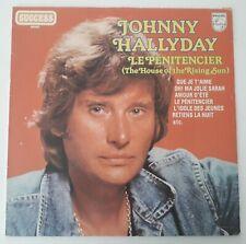 Johnny hallyday 33 tour Holland original