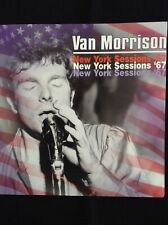 VAN MORRISON: NEW YORK SESSIONS '67  1997  2CD  Brown Eyed Girl, TB Sheets etc.