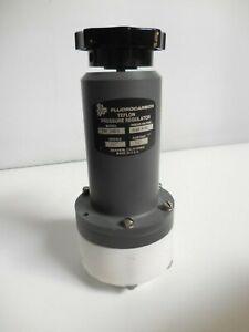 Fluorocarbon Co. FRP 500-2 Teflon Pressure Regulator