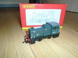 R2188 Class 06 Shunter D2412 for Hornby OO Gauge Train Sets