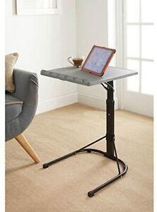 Spaceways Adjustable Portable Laptop Desk Computer Table