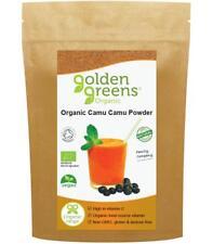 Golden Greens® Organic Camu Camu Powder 50g - Nourish Your Body, Naturally