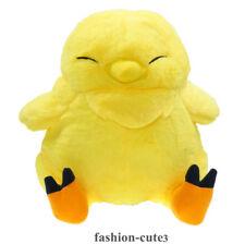 "Anime New Final Fantasy Xv Chocobo Soft Stuffed Plush Doll (fat Version) 12"""