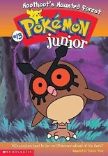 Hoot Hoot's Haunted Forest (Pokemon Junior #13), , Acceptable Book