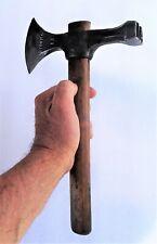 hache à marteau de forestier signé morin à paris