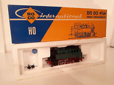 Roco H0 E Dampflok BR 80  ( 04114 C )