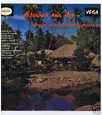 LP ANGELO HAWAIAN GUITAR DEJEUNER AUX ILES
