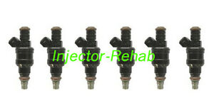 *Cleaned & Flow Tested*  Buick Pontiac Oldsmobile 3.8L Fuel Injector Set Reman