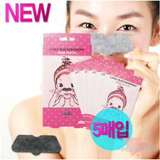 [Lioele] Black Head Zero NOSE Patch 5sheets Mask Pack Remove Blackhead Sebum