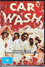 CAR WASH * RICHARD PRYOR GEORGE CARLIN * NEW & SEALED DVD