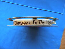 """16mm 7"""" reel Champions in the Making Track and Field 1940's or 1950's"""