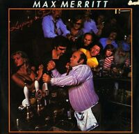 MAX MERRITT keeping in touch 2383 514 A1/B1 1st pressing uk 1978 LP PS EX/VG+