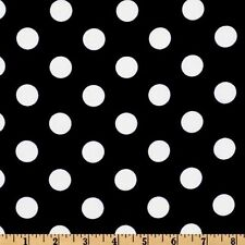25ft Polka Dot Satin Aisle Runner 60