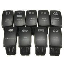 5-Pin Bar ARB Push Button Driving Dual Rocker Toggle Switch LED Work Light