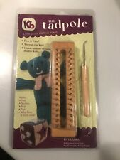 Kb - The Tadpole Knitting Board Loom / New in Package