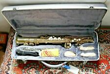 Soprano Saxophone .99 No Reserve