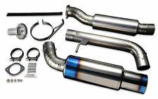 Tomei Expreme Ti Titanium Catback Exhaust for 2009+ Nissan 370Z