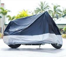 XXL Motorcycle Cover Rain Dust For Harley-Davidson Sportster Softail Fatboy Dyna