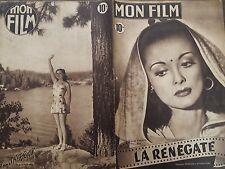 """MON FILM 1948 N 102 """" LA RENEGATE """" avec LOUISE CARLETTI"""