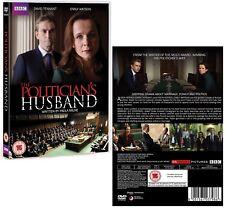 THE POLITICIAN'S HUSBAND (2013 MiniSeies): BBC Drama TV Season Series NEW DVD UK