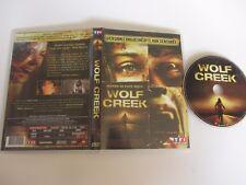 Wolf creek de Greg McLean avec John Jarratt, DVD, Horreur