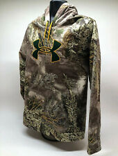 Under Armour Hoodie Sweatshirt RealTree Max 1 Camo Sz Medium New NWT