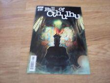Fall of Cthulhu #8A (2007 Series) Boom Studios Vf/Nm Rare!