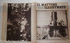 1924 Vittorio Emanuele III Napoli Lido di Venezia Somalia Boy scouts Guerra Cina