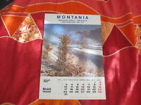 Historische Kalender  / Landschaften Orte / Mobil 1983