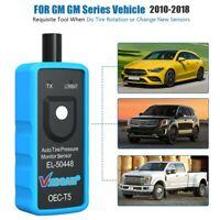 EL-50448 EL50448 Auto Tire Pressure Monitor Sensor VXSCAN TPMS Reset Tool