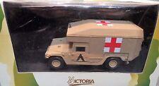 Victoria 1:43 R039 HUMMER  US ARMY Ambulance.... nice!