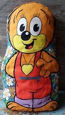 Vintage Rolf Kauka Bussi Bar/bear comic efana erzeugnis pillow doll
