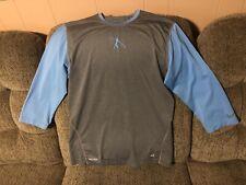 Nike Pro Combat Dri-Fit Ken Griffey Jr Swingman Shirt Men's Medium 3/4 Sleeve