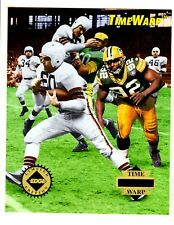 4 OVERSIZED Trading Cards NFL Reggie White Allen Holmes Charles Haley Kelly J339