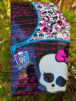 """'MONSTER HIGH' DOLL CARRIER CASE (12.5"""" x 8.5"""" x 4.5"""") ~~ FREE SHIPPING in USA"""
