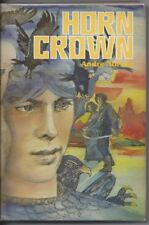 Horn Crown by Andre Norton.  Daw Books (1981).  Book Club Edition