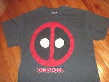 DEADPOOL official MARVEL t-shirt mask design Adult Large
