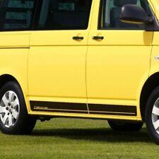 Volkswagen T5 bus California - side stripe decal graphics sticker